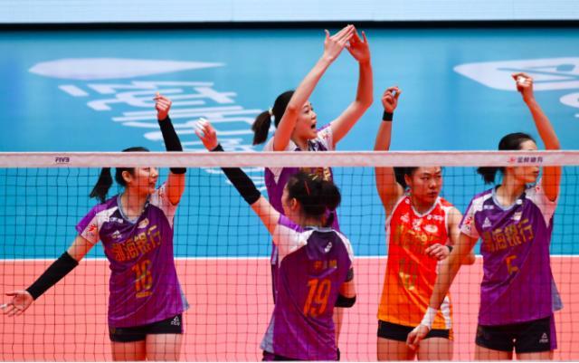 天津不败夺冠符合预期朱婷领衔三点强攻优势明显