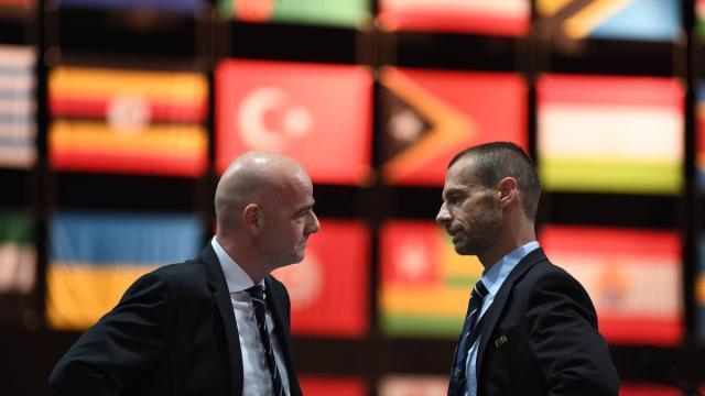 欧足联考虑推迟欧洲杯到2021和中国世俱杯撞车?