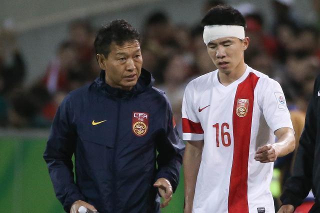 """中国球员不会""""呼吸""""比赛喷里皮如思维定式!"""