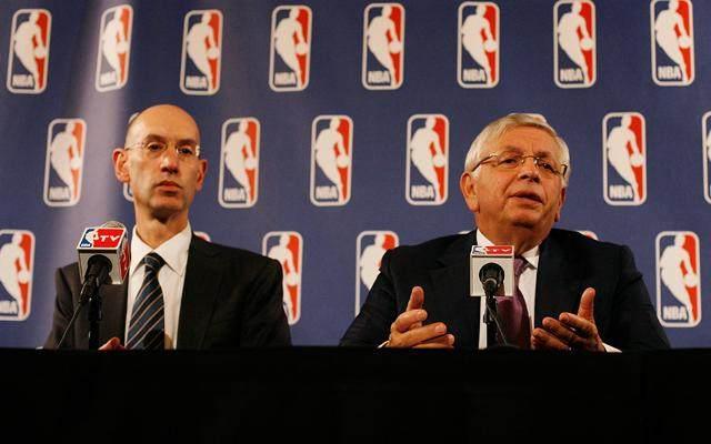 NBA停赛期间的总裁生活,萧华如何让联赛重回正轨