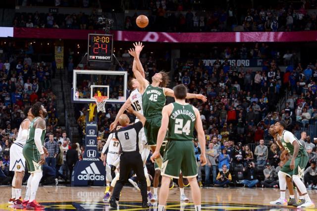 体育医学专家谈NBA复赛:至少要5万份检测试剂支持