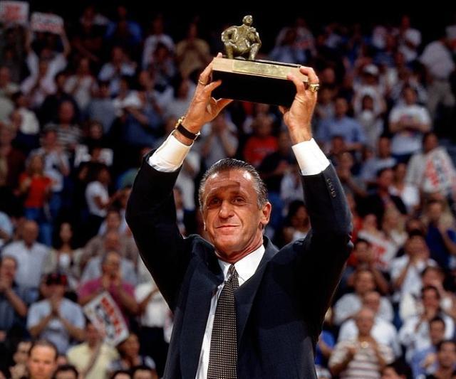 【篮球冷知识】3次荣膺最佳教练NBA历史仅此三人