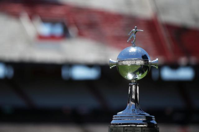今年解放者杯实行赛会制在乌拉圭举行?