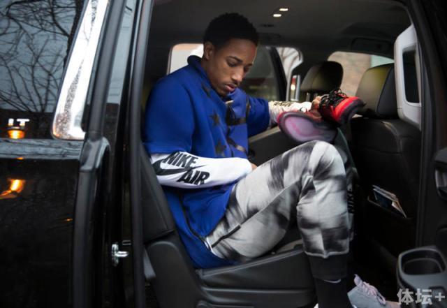 Exclusive Toronto Raptors DeMar DeRozan Ready For NBA All-Star Weekend - 1_o2adai.jpg