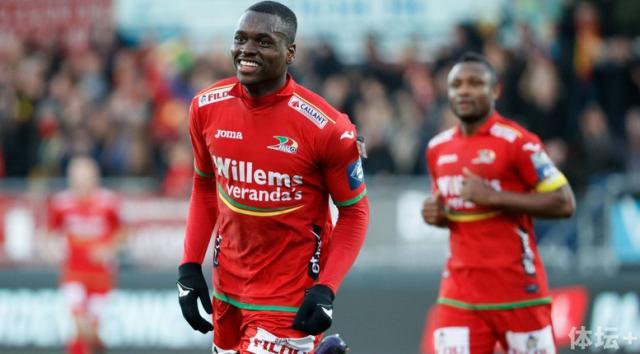 英雄自古出少年比利时足球联赛的五位新星