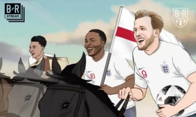 今天凌晨是英格兰第4次在世界杯踢点球大战,他们终于赢了!.png