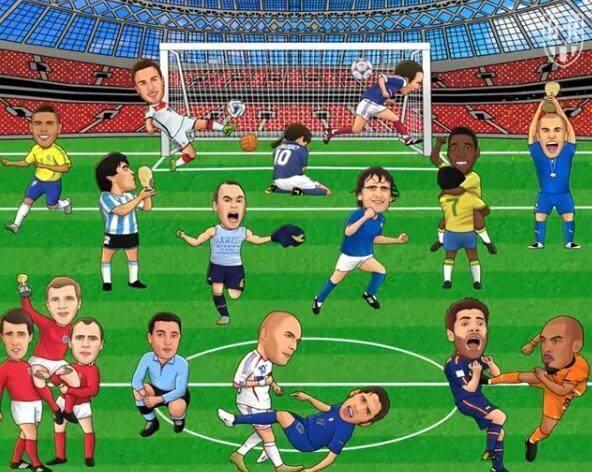 回顾近年来的世界杯决赛,总觉得这场决赛不够经典和难忘?.jpg