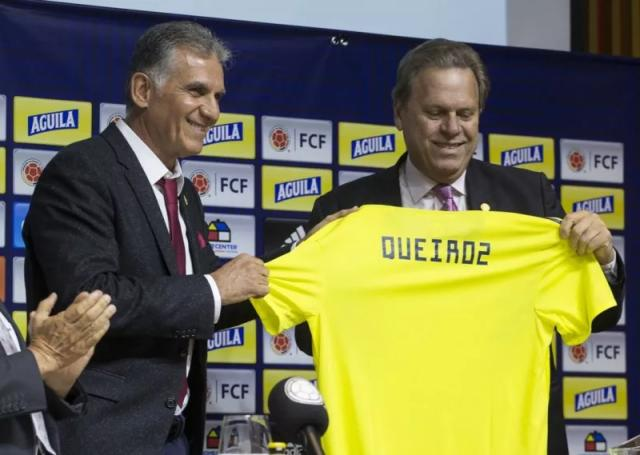 Former IR Iran head coach Carlos Queiroz wants to make new side Colombia champions.png