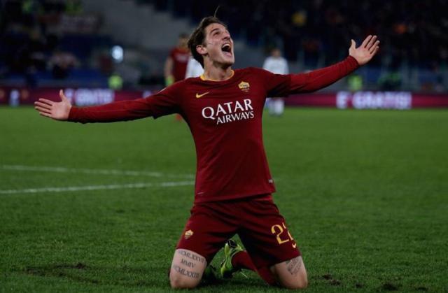 Nicolo-Zaniolo-AS-Roma-Eusebio-di-Francesco-@ASRomaEN.jpg