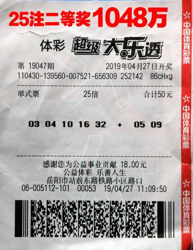 第二篇2-岳阳市大乐透1048.42万元大奖彩票.jpg