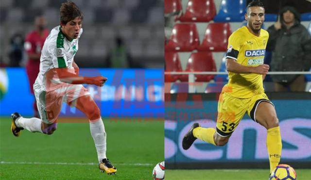 征战亚洲杯并在热身赛中攻入国足一球的穆赫纳德·阿里(左)、现在美国职业大联盟效力的阿里·阿德南都在72名被调查的更改年龄球员名单中_副本.png