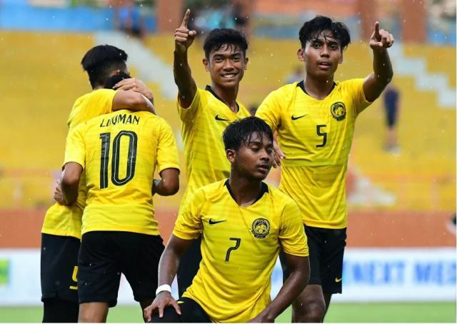 马来西亚U15国少队在东南亚U15锦标赛上表现出色.png