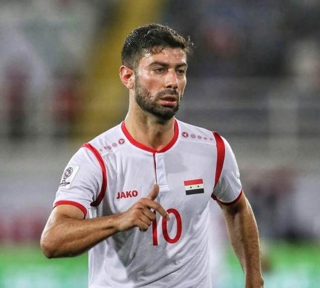 叙利亚队中唯一效力于欧洲的海归球员、在荷兰的奥斯曼.png