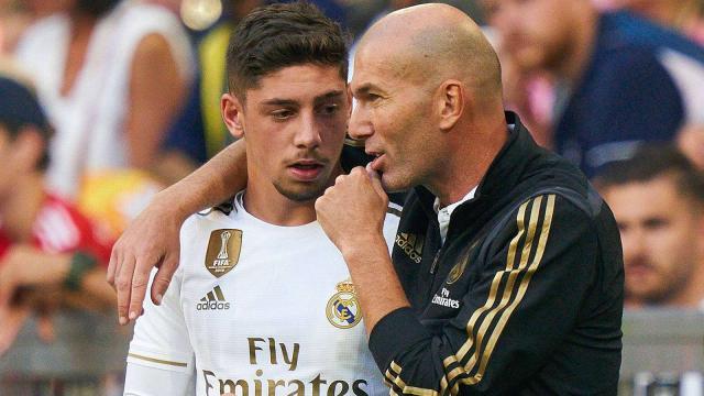 Real Madrid pay 227,000 euros Because of Federico Valverde.jpg