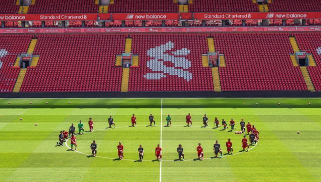 《【天辰平台主管】英超中立场地比赛缩减至4场 红军有望在主场捧杯》