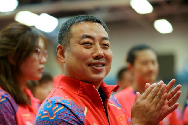 《【天辰招商总代】超乎常人的反应和统率力 刘国梁如何折服日乒官员》