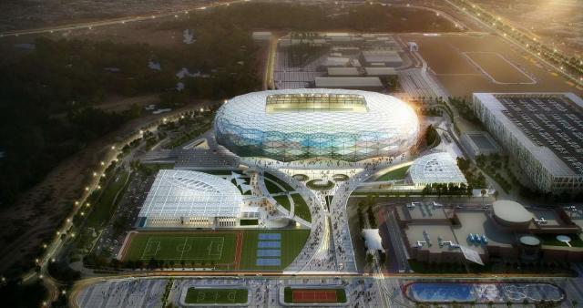 《【天辰直营代理】卡塔尔第三座世界杯球场竣工 承办亚冠竞争力倍增》
