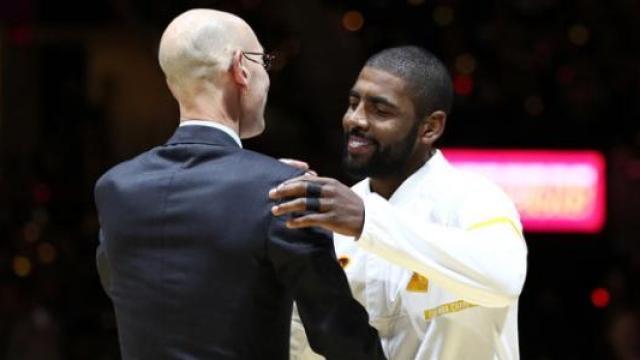 《【天辰平台主管】部分球员反对NBA复赛?萧华坚信困境终有解决方案》