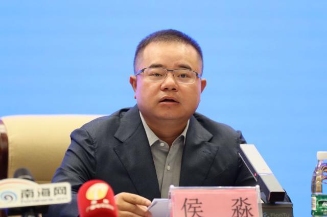 图3:腾讯游戏副总裁、腾讯电竞负责人侯淼发表演讲.jpg