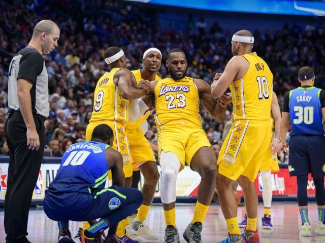 《【天辰娱乐佣金】NBA复赛拼身体更折磨精神 湖人为何因此占优?》