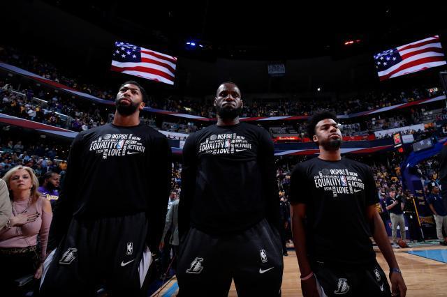 《【天辰平台总代】填空改选择?NBA好心助球员抗议示威却惹新麻烦》