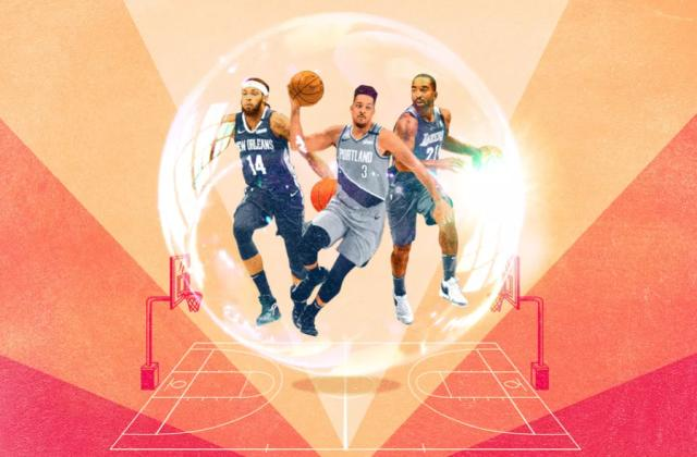 《【天辰娱乐待遇】NBA复赛在即球员心情各异:有人焦虑有人感谢上帝》