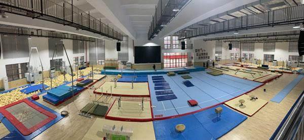长沙市体操学校的训练馆.jpg