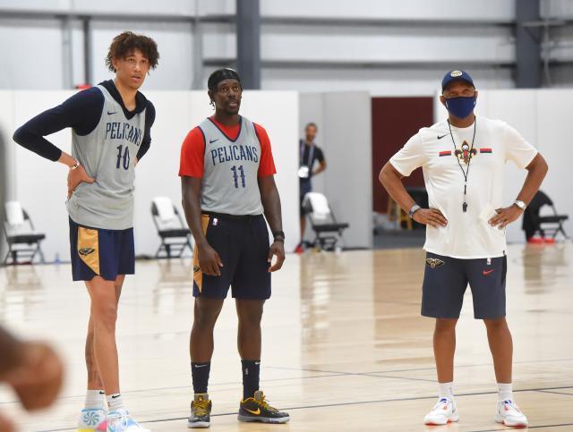 《【天辰直营代理】【观察】NBA复赛问题接踵而至 :新增阳性、球员违规》