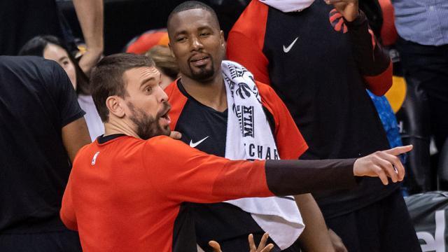 《【天辰娱乐待遇】NBA复赛十大合同年球员:猛龙三将上榜 谁值顶薪?》