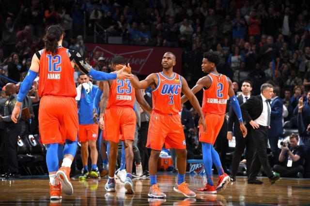 NBA复赛西部巡礼:带给球迷惊喜的雷霆能走多远?