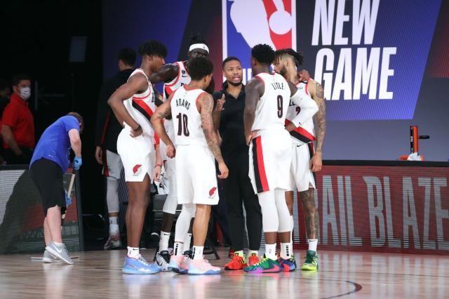 NBA复赛西部巡礼:开拓者可以搭上季后赛末班车吗?
