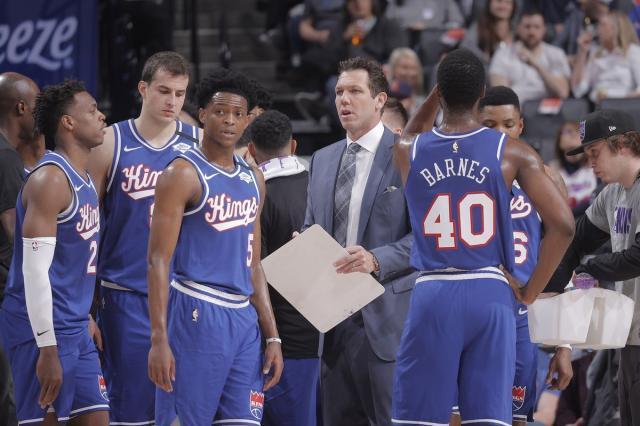 NBA复赛西部巡礼:狂奔的国王,能保持自己的速度吗