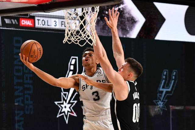 NBA复赛西部巡礼:马刺22年的纪录要到此为止了吗?