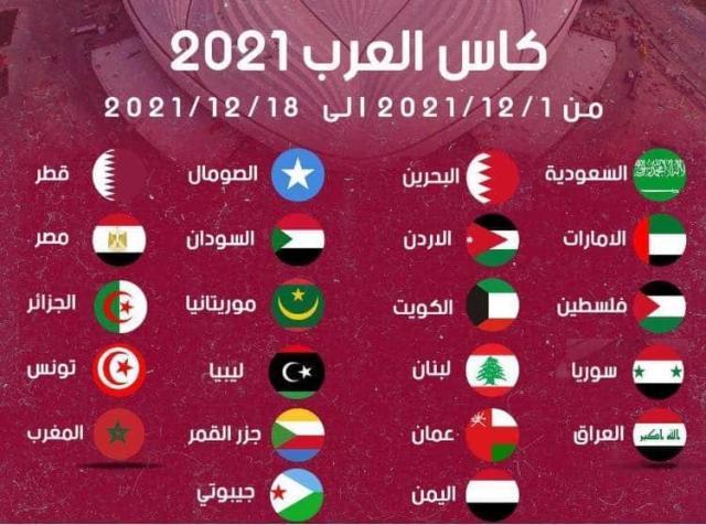 FIFA发函邀请参赛  阿拉伯杯赛设奖金2500万美元