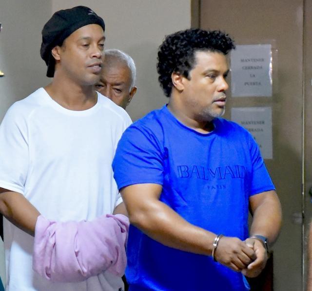 《【天辰娱乐代理奖金】罗纳尔迪尼奥8月获释 巴西探母后将跟梅西做邻居?》