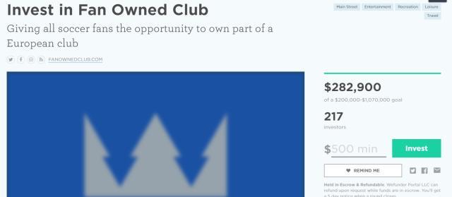 《【天辰平台代理】足球俱乐部如何度过难关?众筹集资成今夏流行手段》