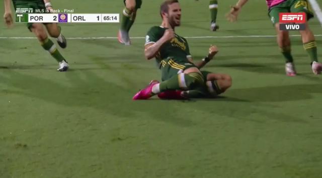《【天辰招商主管】MLS回归杯顶着疫情顺利结束 纳尼痛失美国首冠》