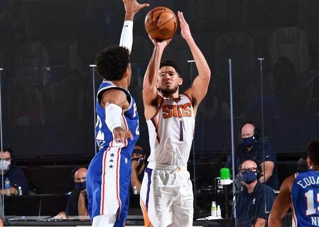 NBA可能评比出选拔赛后的最有使用价值