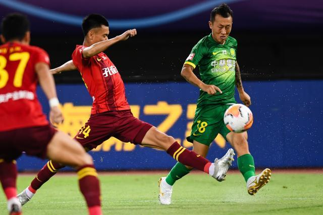 国安成中超唯一4连胜球队 启用经济适用型赢球法
