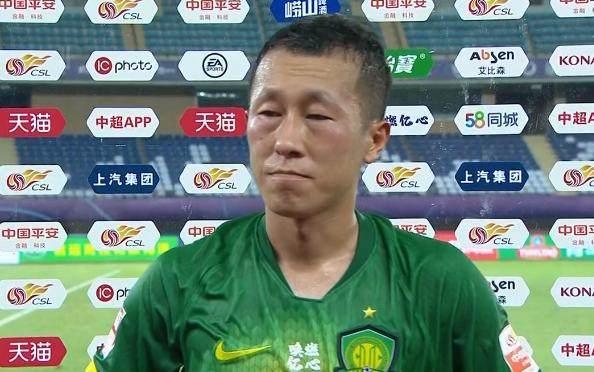 金泰延:造对手乌龙是运气好 进球和胜利送给朴成