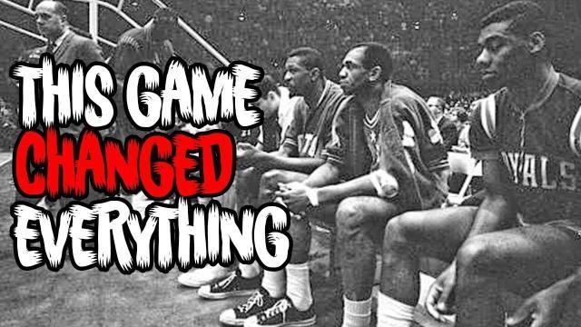 《【天辰娱乐返点】NBA球员罢赛已非首次 相似桥段56年前便曾经上演》