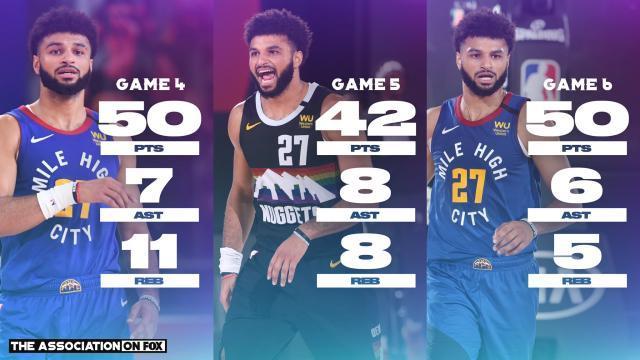 《【天辰娱乐内部招商】50vs44!穆雷米切尔再次神仙打架 NBA纪录被刷爆》