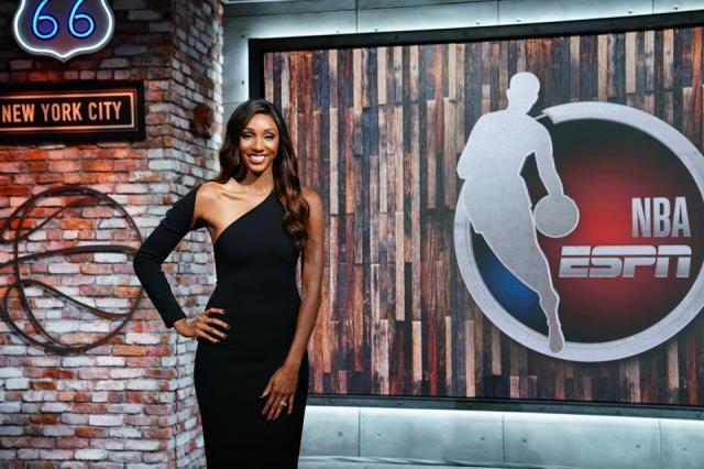 《【天辰娱乐总代理】ESPN女主持遭性别歧视!有人质疑她不该有投票权》