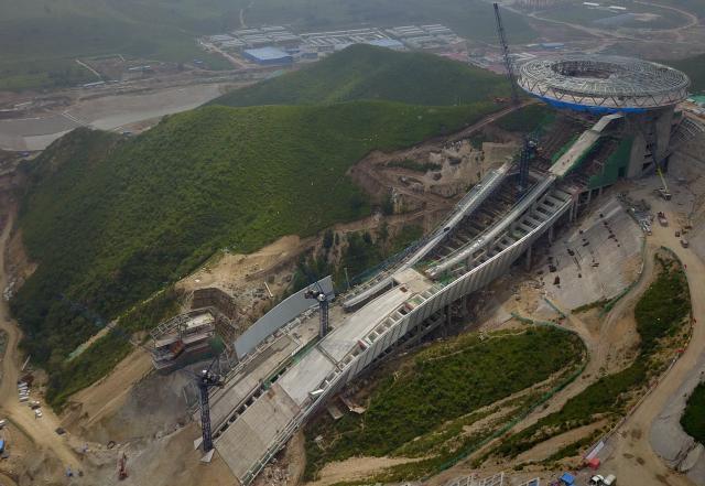 《【天辰娱乐总代理】北京冬奥倒计时500天 场馆建设顺利被IOC主席点赞》