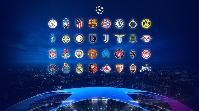 《【天辰娱乐总代理】2020-21赛季欧冠抽签 梅西C罗首次在小组赛相遇!》