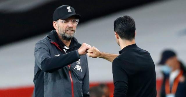 Jurgen-Klopp-Mikel-Arteta-Liverpool-Arsenal-F365.jpg