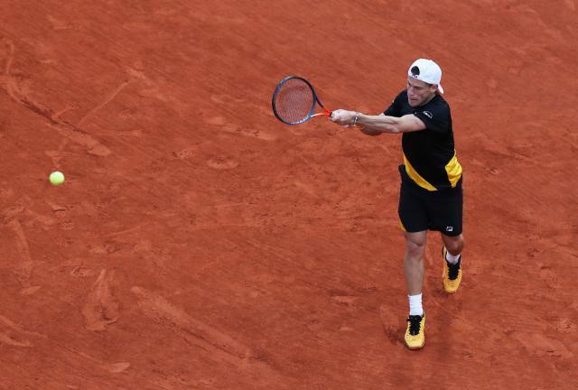 《【天辰平台代理】施瓦茨曼抱憾止步法网四强 红土赛季带来最大惊喜》