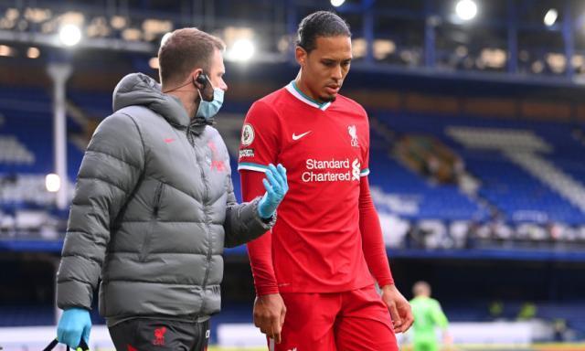 《【天辰娱乐待遇】利物浦确认范戴克将接受手术 未明确恢复时间》
