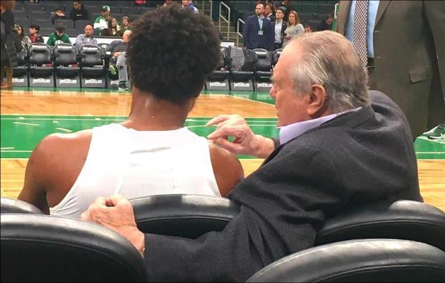 《【天辰直营代理】NBA众人致敬绿军传奇!指环王:我失去了一位挚友》
