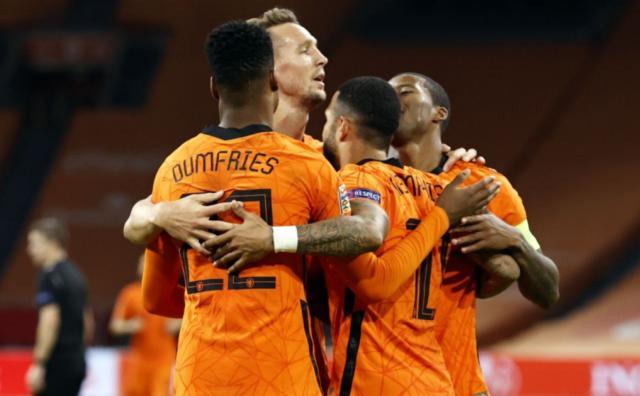 《【天辰娱乐总代理】【欧国联】维纳尔杜姆2球 荷兰3-1波黑送对手降级》